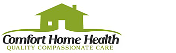 Logo, Comfort Home Health - Home Health Services