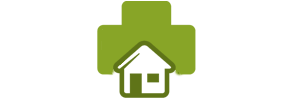 Home Care Icon - Home Health Services