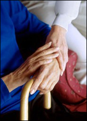 Holding Hands - Home Health Services